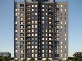Foto do Apartamento-Apartamento à venda 3 Quartos, 1 Suite, 2 Vagas, 64.65M², Tingui, Curitiba - PR | Verttice Tingui