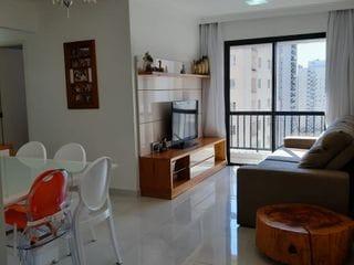 Foto do Apartamento-Apartamento na Saúde, 3 quartos, sendo 1 suite, 2 vagas, 77m.