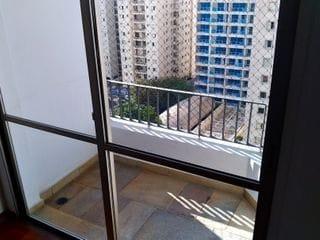 Foto do Apartamento-Apartamento Campo Belo, 2Dorm, 1 Banheiro, 1 Vaga Coberta, 70 Mts.