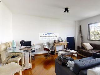 Foto do Apartamento-Apartamento para Venda em São Paulo, Campo Belo, 3 dormitórios, 1 suíte, 2 banheiros, 2 vagas