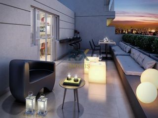Foto do Apartamento-Apartamento à venda 1 Quarto, 37M², Vila Buarque, São Paulo - SP