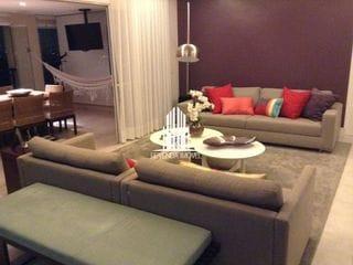 Foto do Apartamento-Apartamento á venda com 4 quartos, 3 suítes, 4 vagas ao lado do Parque da Aclimação