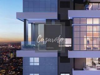 Foto do Apartamento-Apartamento Novo a Venda com 3 Suítes, Varanda Gourmet, 2 Vagas de Garagem, 229m² no Água Verde