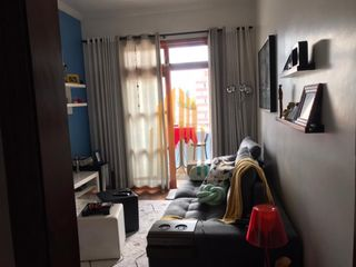 Foto do Apartamento-Apartamento à venda, Campos Elíseos com 54 m²,  dormitório, 1 Sala, 1 Cozinha, 1 banheiro e sem vaga de garagem.