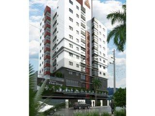 Foto do Apartamento-PREVISÃO DE ENTREGA PARA JULHO / 2023  CARACTERÍSTICAS DO IMÓVEL:  - Apto de 2 dormitórios, sendo 1 suíte - Sala de estar e jantar - Cozinha  - Churrasqueira a