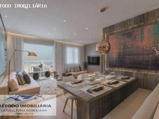 Foto do Apartamento-Apartamento para Venda em São Paulo, Vila Mariana, 2 dormitórios, 1 banheiro, 1 vaga