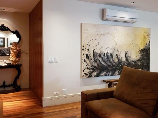Foto do Apartamento-Belíssimo Apto. 4 dorm. à venda, 200 m² - Ao lado da Estação Borba Gato -Alto da Boa Vista - São Paulo/SP