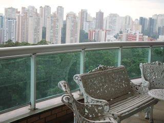 Foto do Apartamento-Apartamento com 4 dormitórios, 370 m² - venda por R$ 2.990.000,00 ou aluguel por R$ 11.000,00/mês - Panamby - São Paulo/SP