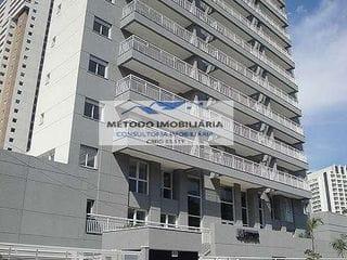 Foto do Apartamento-Apartamento para Venda em São Paulo, Brooklin, 2 dormitórios, 1 suíte, 2 banheiros, 2 vagas