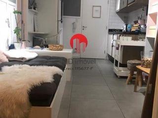 Foto do Apartamento-Apartamento para Locação em São Paulo, PANAMBY, 1 dormitório, 1 banheiro, 1 vaga