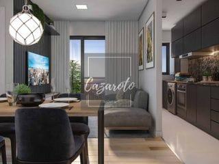 Foto do Apartamento-Apartamento Novo A Venda Com 2 Dormitórios Sendo 1 Suíte Bairro Tingui