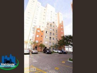 Foto do Apartamento-Apartamento à venda, 47 m² por R$ 260.000,00 - Vila Flórida - Guarulhos/SP
