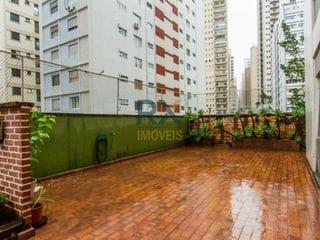 Foto do Apartamento-Excelente oportunidade para compra  de apartamento  com terraço imenso  em Higienopolis