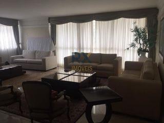 Foto do Apartamento-Apartamento à venda e locação 3 Quartos, 1 Suite, 2 Vagas, 258M², Santa Cecília, São Paulo - SP