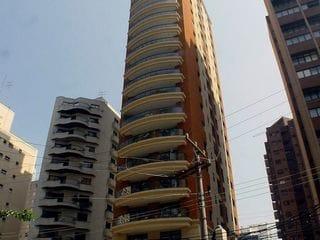 Foto do Apartamento-Apartamento em Moema, 3 quartos, 3 Suites, 4 Vagas. 161M.
