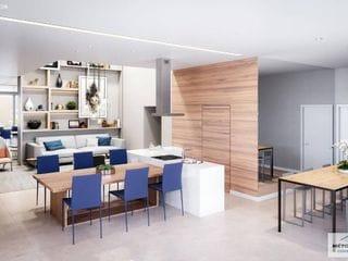 Foto do Apartamento-Apartamento para Venda em São Paulo, Vila Clementino, 2 dormitórios, 1 suíte, 2 banheiros, 1 vaga