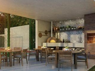 Foto do Apartamento-Lindo Apartamento com a melhor infraestrutura que você e sua família merece em Alphaville