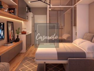 Foto do Apartamento-Apartamento a Venda  com 2 dormitórios   no Centro na Avenida Visconde de Guarapuava