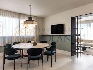 Foto do Apartamento-Apartamento de Alto Padrão com 189,4m², 3 Dormitórios, sendo 3 Suítes e 3 vagas de garagem - Champagnat / Curitiba-PR