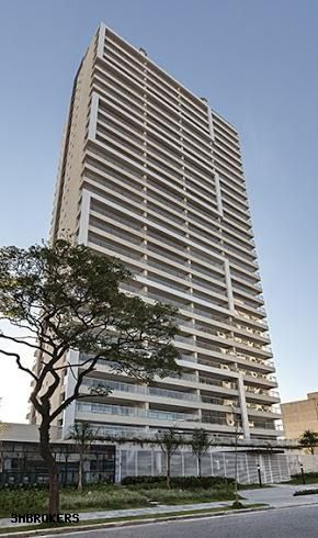 Foto do Apartamento-*  Apartamento Padrão - PINHEIROS !!   Apartamento composto por: Sala  para 2 ambientes,  Varanda aconchegante,  Cozinha americana 2 dormitórios sendo 1 suíte