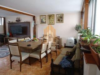 Foto do Apartamento-Santa Cecília - 132 m2 - 3 dormitórios - Revenda Imóvel