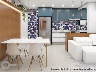 Foto do Apartamento-Apartamento com 2 dormitórios à venda, 56 m²  - Vila Madalena - São Paulo/SP