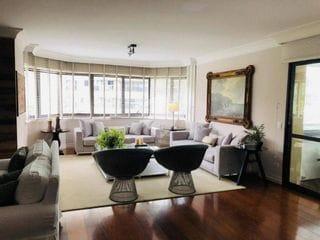 Foto do Apartamento-Apartamento com 4 suítes à venda, 276 m² - Real Parque - São Paulo/SP