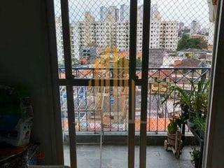 Foto do Apartamento-Apartamento com ótima localização à venda no Parque Mandaqui, São Paulo, SP com 60m², possui 3 dormitórios e 1 vaga.