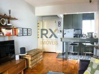 Foto do Apartamento-Apartamento à venda 1 Quarto, 1 Vaga, 46M², Consolação, São Paulo - SP