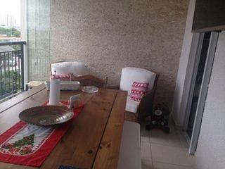 Foto do Apartamento-Apartamento com 3 dormitórios à venda, 95 m² por R$ 880.000,00 - Catumbi - São Paulo/SP