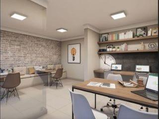 Foto do Apartamento-Apartamento com 2 dormitórios à venda, 32 m² por R$ 175.349,00 - Vila Andrade (Zona Sul) - São Paulo/SP