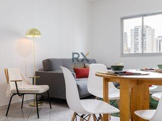 Foto do Apartamento-Apartamento à venda 1 Quarto, 1 Vaga, 40M², Pinheiros, São Paulo - SP