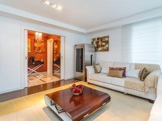 Foto do Apartamento-Edifício Royal Park - Apartamento 4 suítes e 3 vagas de alto padrão à venda, semi-mobiliado - Cabral, Curitiba, PR