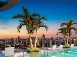Foto do Apartamento-Apartamento com 1 dormitório à venda, 49 m² por R$ 830.048,00 - Brooklin - São Paulo/SP