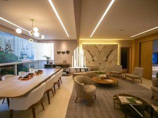 Foto do Apartamento-Apartamento de alto padrão, zona oeste - Bairro Nobre - 4 dormitórios com suíte, 03 vagas.