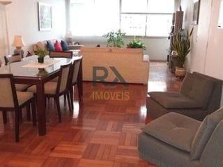 Foto do Apartamento-Apartamento à venda 3 Quartos, 1 Suite, 1 Vaga, 190M², Santa Cecília, São Paulo - SP