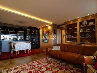 Foto do Apartamento-Parque Ecoville - Apartamento mobiliado à venda, 89m² privativos, 2 quartos e living ampliado - Parque Ecoville - Curitiba, PR