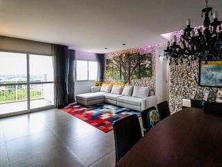 Foto do Apartamento-Parque Ecoville - Apartamento decorado à venda, 89m², 2 quartos, 1 suíte -  Cidade Industrial, Curitiba, PR