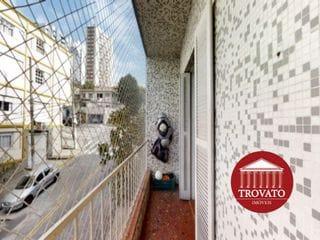 Foto do Apartamento-Charmoso apartamento 2 quartos com varanda em condomínio familiar, tranquilo e sossegado. Excelente para morar, e com enorme economia