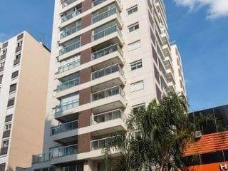 Foto do Apartamento-Apartamento com 1 dormitório, 33 m² - venda por R$ 457.500,00 ou aluguel por R$ 2.200,00/mês - Consolação - São Paulo/SP