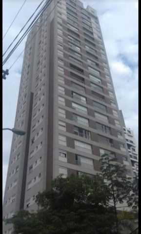 Foto do Apartamento-Apartamento no  Morumbi, 1 quarto, 2 banheiros, 2 vagas. Venda e locação.