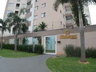 Foto do Apartamento-Edificio Bonne Vie , Apartamento residencial à venda, Vila Bosque, Maringá — Andrade Silva Imóveis 05784J