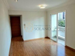 Foto do Apartamento-[SEMI MOBILIADO] Apartamento com 72m² de 2 Dormitórios, sendo 1 Suíte, Sacada com Churrasqueira e 2 vagas - Bairro Bigorrilho, Curitiba, PR