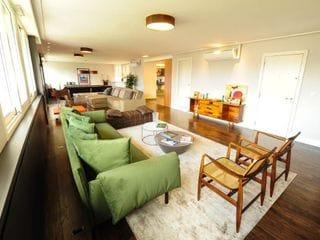 Foto do Apartamento-Apartamento com 4 dormitórios à venda, 295 m² por R$ 2.848.670,00 - Sumaré - São Paulo/SP