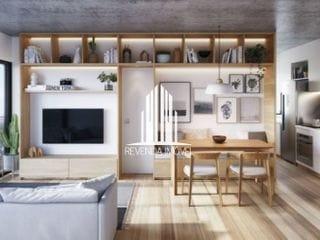 Foto do Apartamento-Apartamento à venda Zona Sul, 35m² - 1 dormitório / 1 vaga de garagem / Lazer completo.
