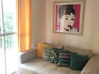 Foto do Apartamento-Apartamento com 2 dormitórios para alugar, 70 m² por R$ 1.800/mês - Vila Andrade (Zona Sul) - São Paulo/SP