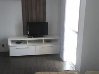 Foto do Apartamento-Apartamento com 1 dormitório para alugar, 30 m² por R$ 1.500,00/mês - Perdizes - São Paulo/SP