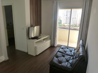 Foto do Apartamento-Apartamento com 1 dormitório para alugar, 40 m² por R$ 1.700,00/mês - Perdizes - São Paulo/SP