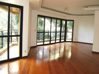 Foto do Apartamento-Apartamento para alugar, 210 m² por R$ 3.800,00/mês - Jardim Ampliação - São Paulo/SP
