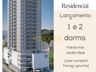 Foto do Apartamento-Apartamento à Venda, Real, Praia Grande, SP